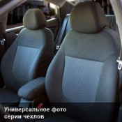 Чехлы в салон для Hyundai Getz