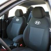 Чехлы в салон для Hyundai Accent
