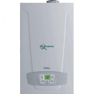 Котел газовый конденсационный BAXI LUNA Duo-tec 33