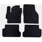 Резиновые коврики в салон Mazda 3 2004-2009, 4шт. (Stingray)