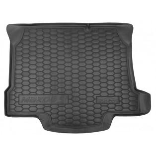 Коврик в багажник полиуретановый, Mazda 3 2009-2013 седан, мягкий (Avto-Gumm)