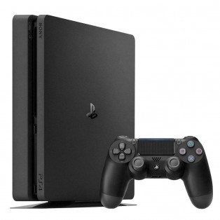 Стационарная игровая приставка Sony PlayStation 4 Slim (PS4 Slim) 1TB+UC4 TLOU+DRIVECLUB