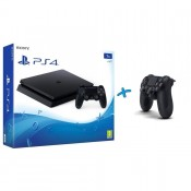 Sony PlayStation 4 Slim (PS4 Slim) 1TB DualShock Bundle