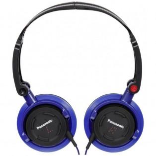 Наушники Panasonic RP-DJS150E-A Dark Blue (6213010)
