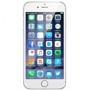 Смартфон Apple iPhone 6 16GB Silver (MG482)