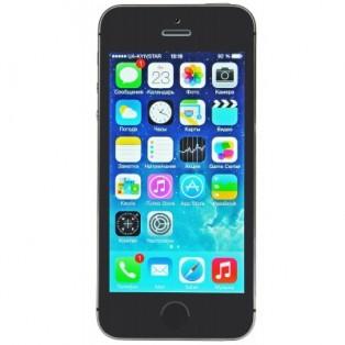 Смартфон Apple iPhone 5S 16GB Space Gray (ME432)