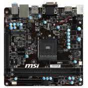 MSI AM1I (sAM1) mITX