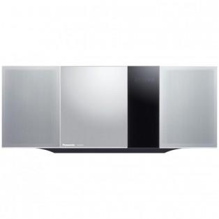 Музыкальный центр Panasonic SC-HC39EE-S Silver