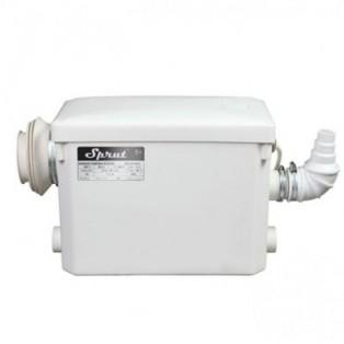 Установка канализационная бытовая Sprut WCLift 400/3