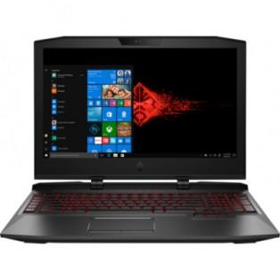 Ноутбук HP OMEN X Gaming black (2RJ65AVT)
