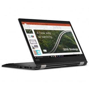 Ноутбук Lenovo ThinkPad L13 Yoga Black (20R5000NUS)
