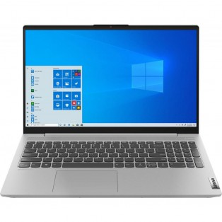 Ноутбук Lenovo IdeaPad 5 15IIL05 Platinum Gray (81YK0013US)