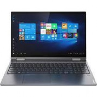 Ноутбук Lenovo Yoga C740-15IML Iron Grey (81TD0003US)