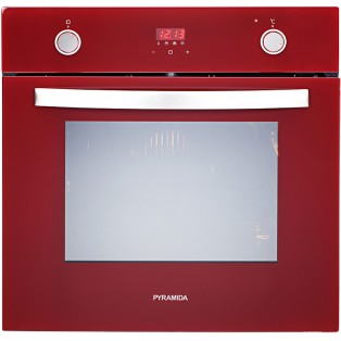 Духовой шкаф электрический PYRAMIDA F 84 EIX-P RED LUXE
