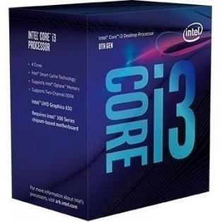 Процессор Intel Core i3-8100 (BX80684I38100)