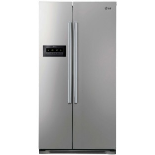 Side-by-side холодильник LG GC-B207GLQV