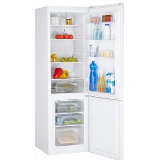 Двухкамерный холодильник CANDY CCBS 6182 W