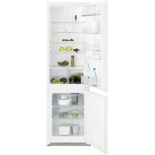 Двухкамерный холодильник Electrolux ENN 92811 BW