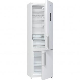Двухкамерный холодильник Gorenje NRK6202MW