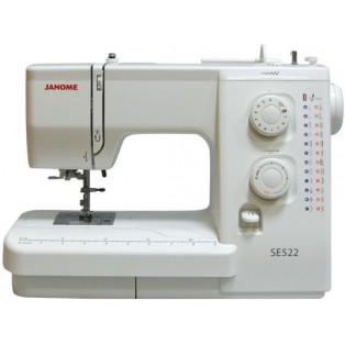 Швейная машина JANOME SE 522 (525S)