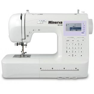 Швейная машина MINERVA MC400HC (жесткий чехол)
