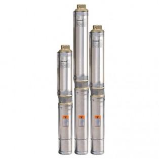 Погружной скважинный насос Насосы+Оборудование БЦП 1,8-50У+стальной трос подвеса