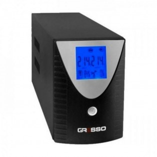 ИБП (UPS) линейно-интерактивный GRESSO KL1200VA (2446)