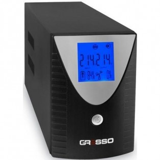 ИБП (UPS) линейно-интерактивный GRESSO KL800VA