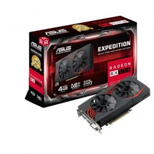 Видеокарта ASUS EX-RX570-4G