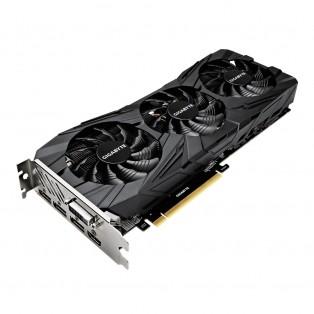 Видеокарта GV-N108TGAMINGOC-BLACK-11GDGIGABYTE GeForce GTX 1080 Ti Gaming OC BLACK 11G (GV-N108TGAMINGOC BLACK-11GD)