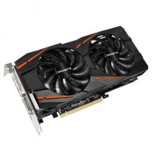 Видеокарта GIGABYTE Radeon RX 580 Gaming 8G (GV-RX580GAMING-8GD)