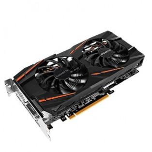 Видеокарта GIGABYTE Radeon RX 580 Gaming 8G MI (GV-RX580GAMING-8GD-MI)