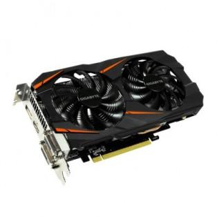 Видеокарта GIGABYTE GeForce GTX 1060 WINDFORCE OC 6G (GV-N1060WF2OC-6GD)