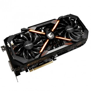 Видеокарта GIGABYTE GeForce GTX 1080 Ti AORUS 11G (GV-N108TAORUS-11GD)