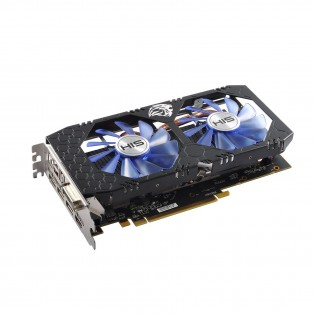 Видеокарта HIS Radeon RX 570 IceQ X2 Turbo OC 4GB (HS-570R4DCNR)