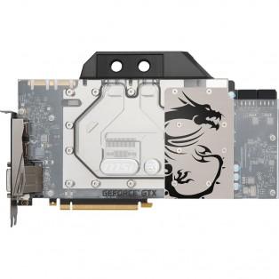 Видеокарта MSI GeForce GTX 1080 TI SEA HAWK EK X