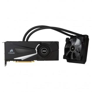 Видеокарта MSI GeForce GTX 1080 SEA HAWK X