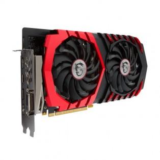 Видеокарта MSI GeForce GTX 1060 GAMING X 6G