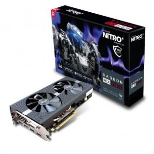 Видеокарта Sapphire Radeon RX 580 4GD5 NITRO+ (11265-08)