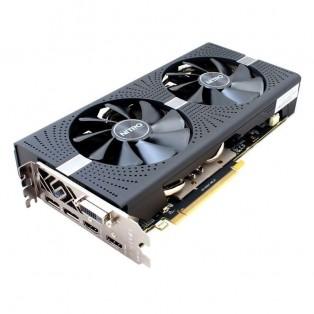 Видеокарта Sapphire Radeon RX 580 4GD5 NITRO+ (11265-07)